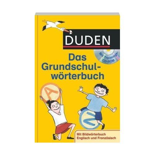 - Duden. Das Grundschulwörterbuch mit CD-ROM - Preis vom 18.04.2021 04:52:10 h