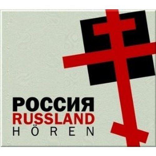 Antje Hinz - Russland hören - Das Russland-Hörbuch: Eine klingende Reise durch die Kulturgeschichte Russlands bis in die Gegenwart - Preis vom 24.02.2021 06:00:20 h