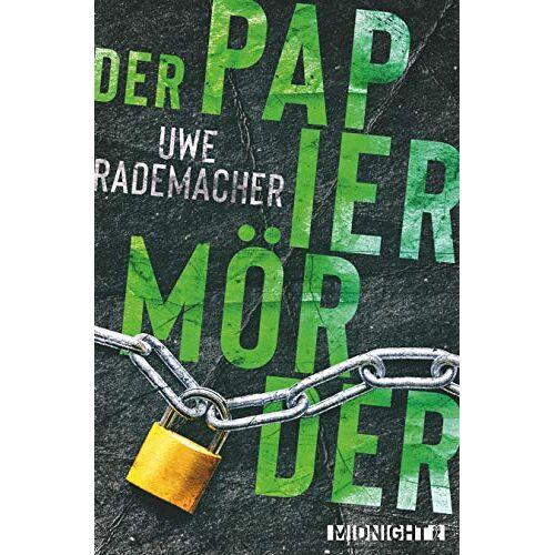 Uwe Rademacher - Der Papiermörder - Preis vom 02.06.2020 05:03:09 h