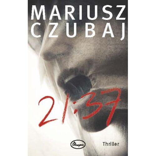Mariusz Czubaj - 21:37: Thriller - Preis vom 03.05.2021 04:57:00 h