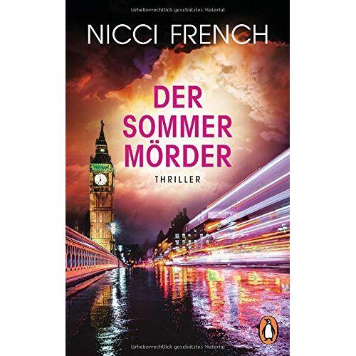 Nicci French - Der Sommermörder: Thriller - Preis vom 02.06.2020 05:03:09 h