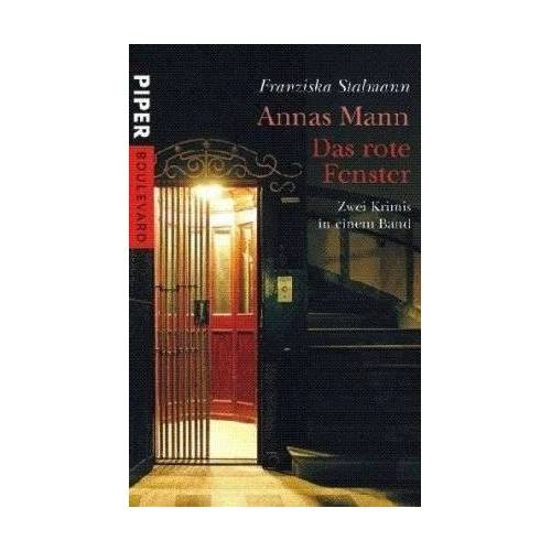 Franziska Stalmann - Annas Mann + Das rote Fenster - Preis vom 04.09.2020 04:54:27 h