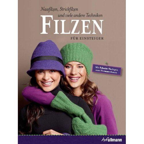 Heidi Grund-Thorpe - FILZEN für Einsteiger. Nassfilzen, Strickfilzen und viele andere Techniken. - Preis vom 13.04.2021 04:49:48 h