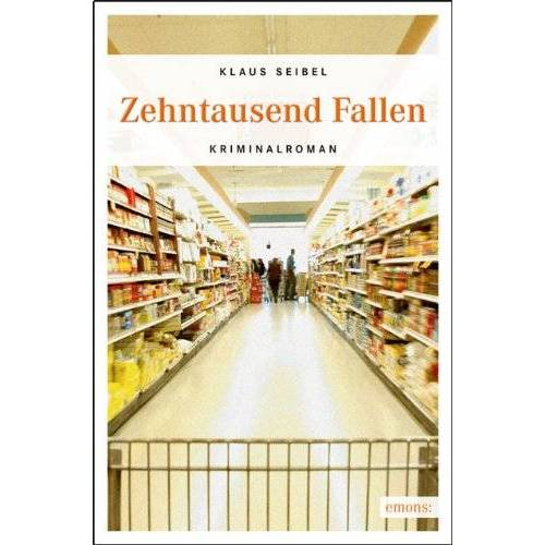Klaus Seibel - Zehntausend Fallen - Preis vom 28.02.2021 06:03:40 h