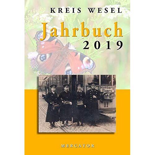 Kreis Wesel - Jahrbuch Kreis Wesel 2019 - Preis vom 21.10.2020 04:49:09 h