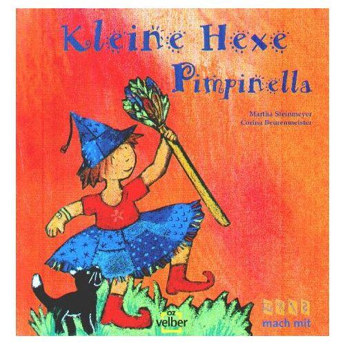 Martha Steinmeyer - Kleine Hexe Pimpinella - Preis vom 21.10.2020 04:49:09 h
