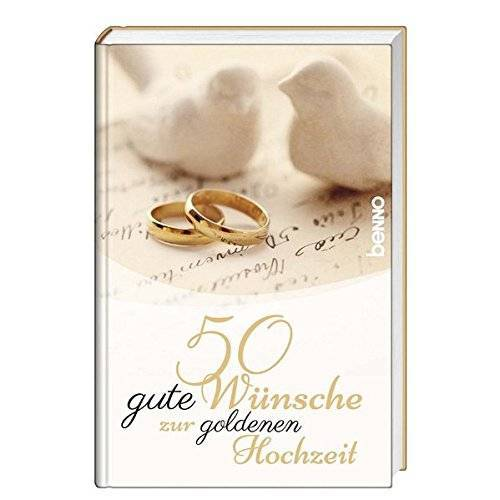 - 50 gute Wünsche zur goldenen Hochzeit - Preis vom 20.02.2020 05:58:33 h