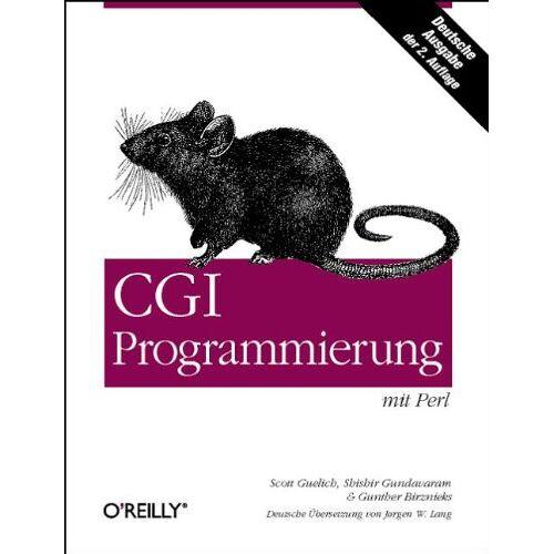Scott CGI-Programmierung mit Perl - Preis vom 24.05.2020 05:02:09 h