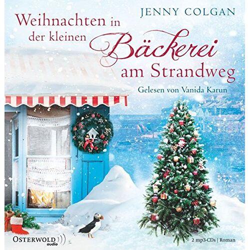 Jenny Colgan - Weihnachten in der kleinen Bäckerei am Strandweg: 2 CDs (Die kleine Bäckerei am Strandweg) - Preis vom 08.02.2020 06:03:29 h
