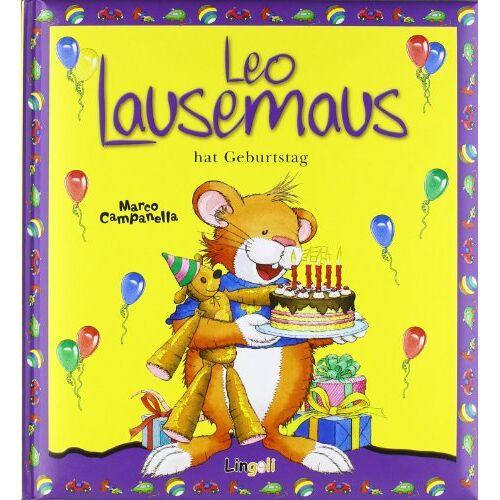 - Leo Lausemaus hat Geburtstag - Preis vom 20.10.2020 04:55:35 h