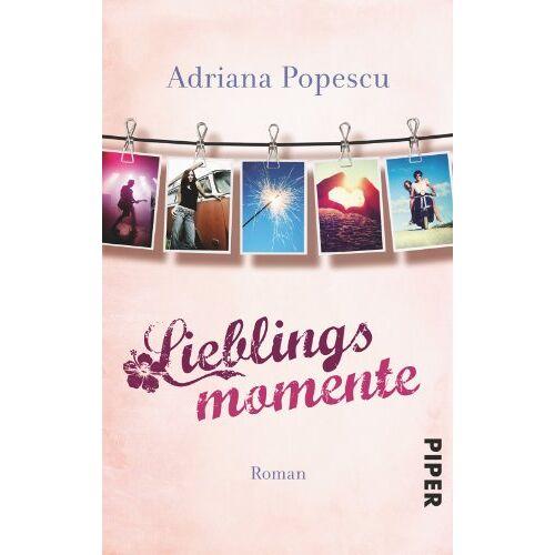 Adriana Popescu - Lieblingsmomente: Roman (Lieblingsmomente-Reihe) - Preis vom 28.02.2021 06:03:40 h