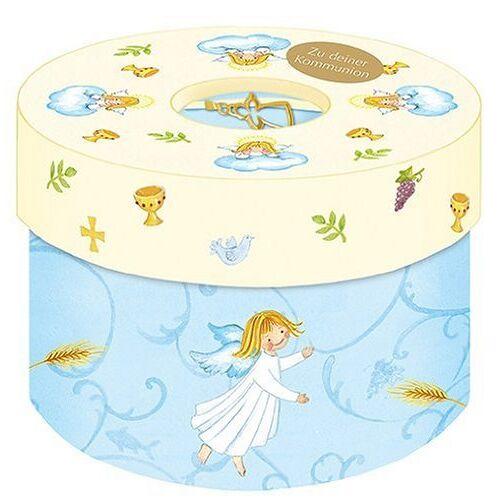 - Meine Schutzengel-Gebetebox zur Kommunion - Preis vom 12.04.2021 04:50:28 h