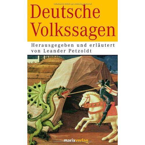 Leander Petzoldt - Deutsche Volkssagen - Preis vom 28.10.2020 05:53:24 h