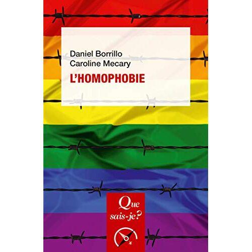 - L'homophobie - Preis vom 26.02.2021 06:01:53 h