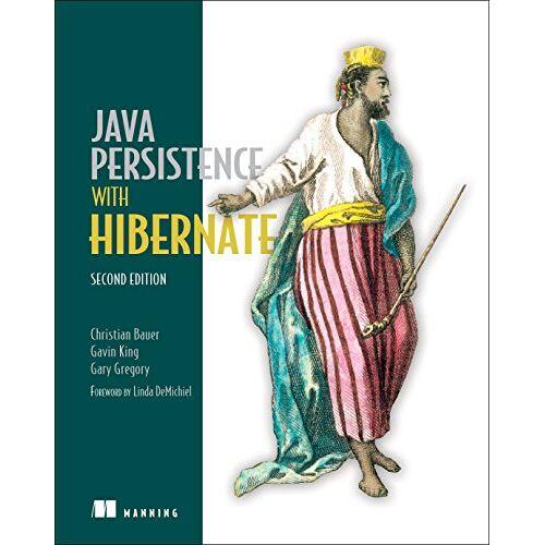 Christian Bauer - Java Persistence with Hibernate - Preis vom 15.04.2021 04:51:42 h