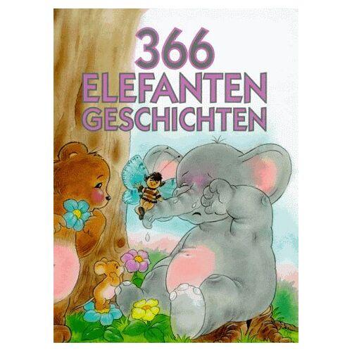 - Dreihundertsechsundsechzig Elefantengeschichten - Preis vom 21.10.2020 04:49:09 h