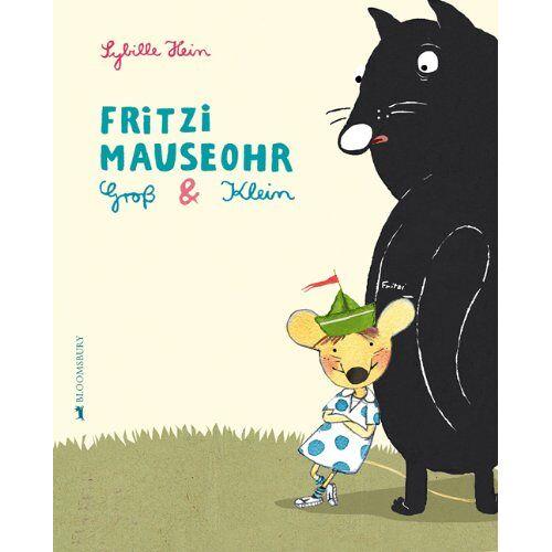 Sybille Hein - Fritzi Mauseohr Groß & Klein - Preis vom 20.10.2020 04:55:35 h
