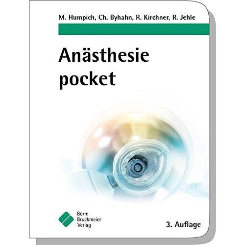 Marek Humpich - Anästhesie pocket - Preis vom 23.01.2020 06:02:57 h