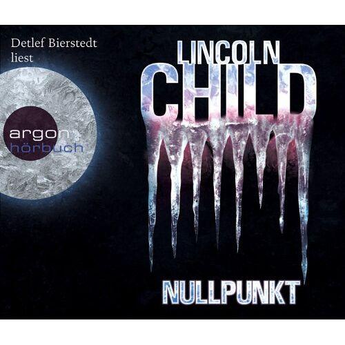 Lincoln Child - Nullpunkt (6 CDs) - Preis vom 27.02.2021 06:04:24 h