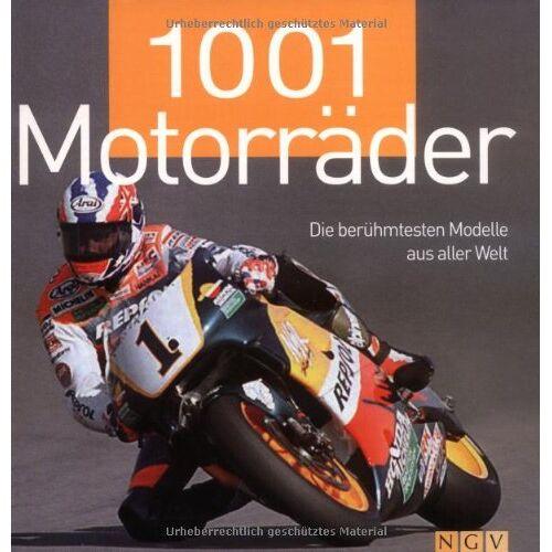 - 1001 Motorräder. Die berühmtesten Motorräder aus aller Welt - Preis vom 29.05.2020 05:02:42 h