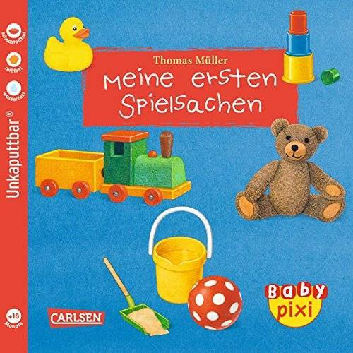 - Baby Pixi, Band 32: Meine ersten Spielsachen - Preis vom 03.05.2021 04:57:00 h