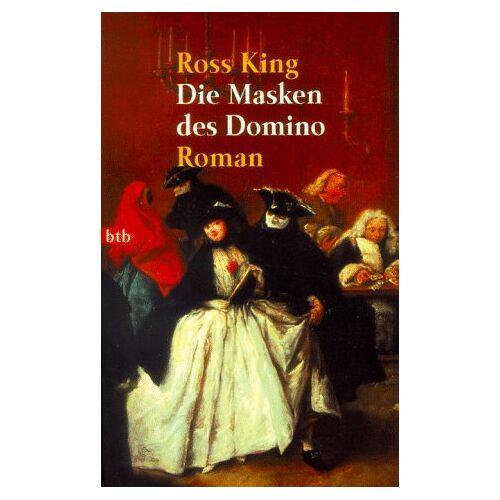 Ross King - Die Masken des Domino. - Preis vom 15.01.2021 06:07:28 h
