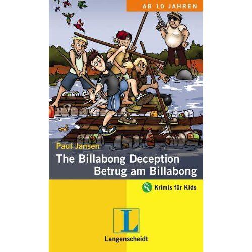 Paul Jansen - The Billabong Deception - Betrug am Billabong - Preis vom 04.10.2020 04:46:22 h