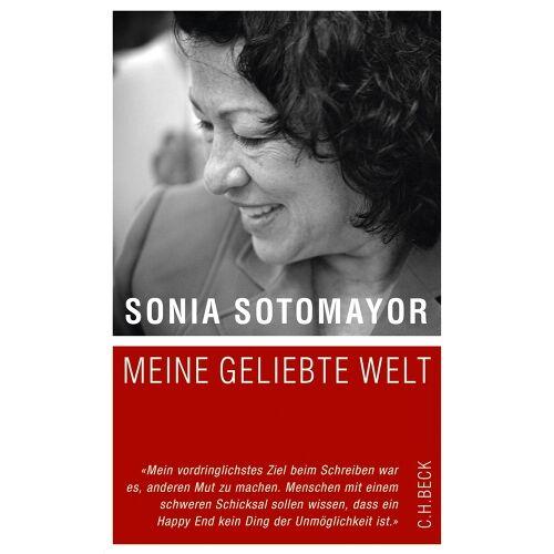 Sonia Sotomayor - Meine geliebte Welt - Preis vom 13.05.2021 04:51:36 h
