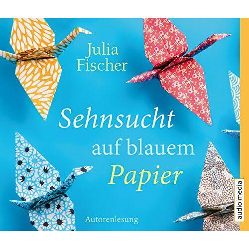 Julia Fischer - Sehnsucht auf blauem Papier - Preis vom 28.02.2021 06:03:40 h