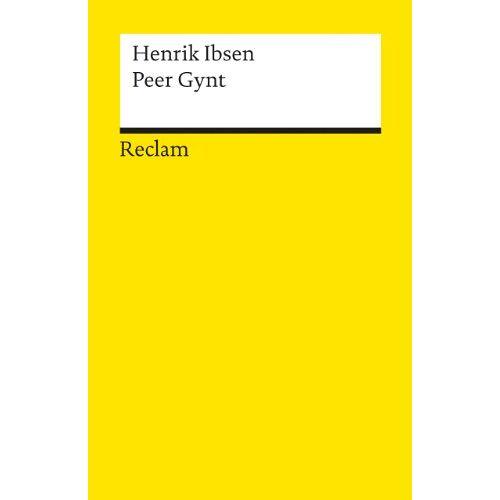 Henrik Ibsen - Peer Gynt - Preis vom 08.05.2021 04:52:27 h