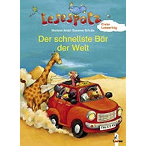 Marliese Arold - Der schnellste Bär der Welt (Lesespatz) - Preis vom 10.05.2021 04:48:42 h