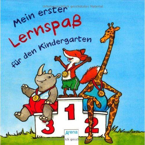 - Mein erster Lernspaß für den Kindergarten - Preis vom 02.12.2020 06:00:01 h