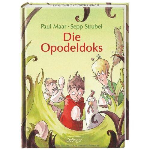 Paul Maar - Die Opodeldoks - Preis vom 21.01.2021 06:07:38 h