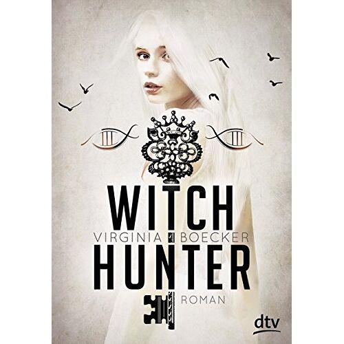 Virginia Boecker - Witch Hunter: Roman (dtv junior) - Preis vom 16.05.2021 04:43:40 h