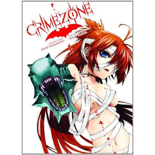 Kenji Yamamoto - Crimezone, Bd. 1 - Preis vom 20.10.2020 04:55:35 h