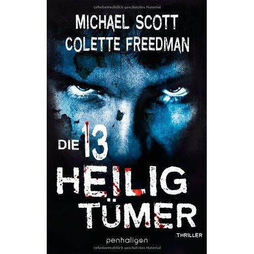Scott Die 13 Heiligtümer: Thriller - Preis vom 21.01.2021 06:07:38 h