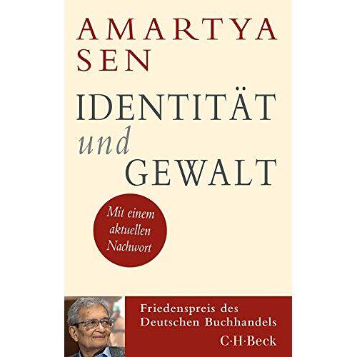 Amartya Sen - Identität und Gewalt - Preis vom 11.05.2021 04:49:30 h