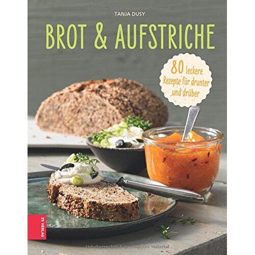 Tanja Dusy - Brot & Aufstriche - Preis vom 12.04.2021 04:50:28 h