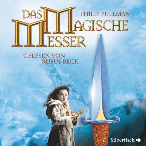 Philip Pullman - His Dark Materials, Band 2: Das Magische Messer: 11 CDs - Preis vom 05.05.2021 04:54:13 h
