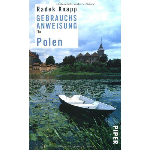 Radek Knapp - Gebrauchsanweisung für Polen - Preis vom 08.04.2021 04:50:19 h