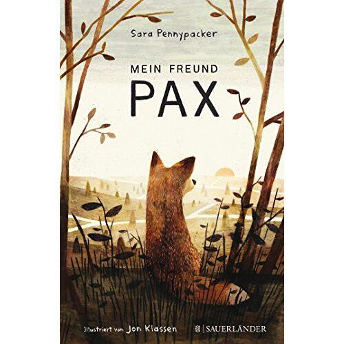 Sara Pennypacker - Mein Freund Pax - Preis vom 20.10.2020 04:55:35 h