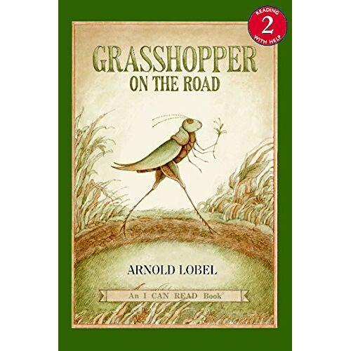 Arnold Lobel - Grasshopper on the Road - Preis vom 06.05.2021 04:54:26 h
