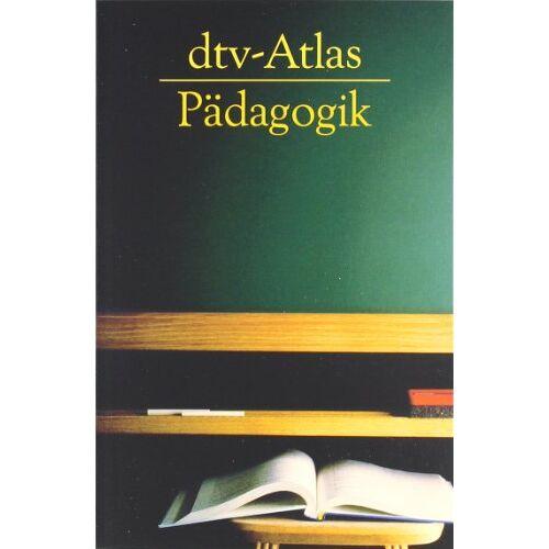 Franz-Peter Burkard - dtv-Atlas Pädagogik - Preis vom 14.04.2021 04:53:30 h
