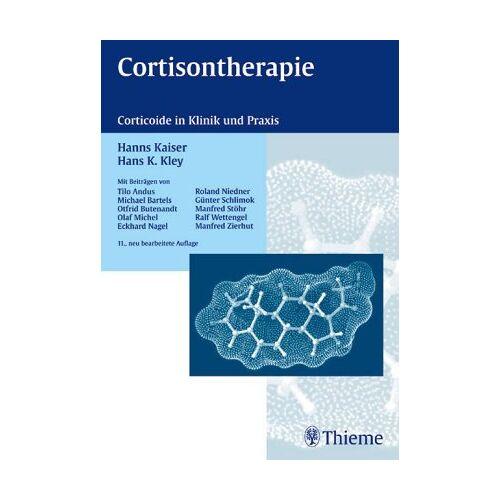Kaiser Cortisontherapie. Corticoide in Klinik und Praxis - Preis vom 19.10.2020 04:51:53 h