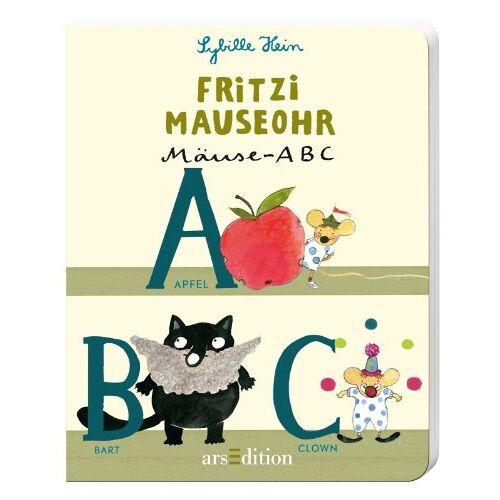 Sybille Hein - Fritzi Mauseohr Mäuse-ABC - Preis vom 20.10.2020 04:55:35 h