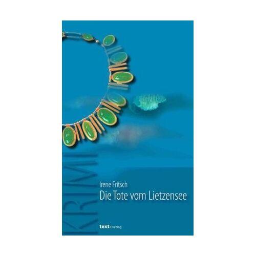 Irene Fritsch - Die Tote vom Lietzensee - Preis vom 09.05.2021 04:52:39 h