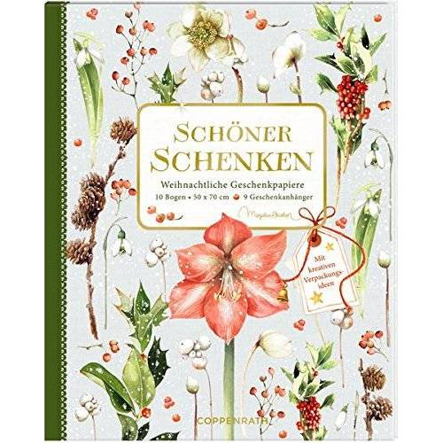 - Geschenkpapier-Buch - Schöner schenken (M. Bastin): Weihnachtliche Geschenkpapiere - Preis vom 18.10.2020 04:52:00 h