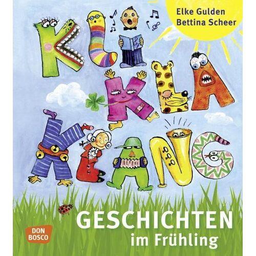 Elke Gulden - Kliklaklanggeschichten im Frühling - Preis vom 03.05.2021 04:57:00 h