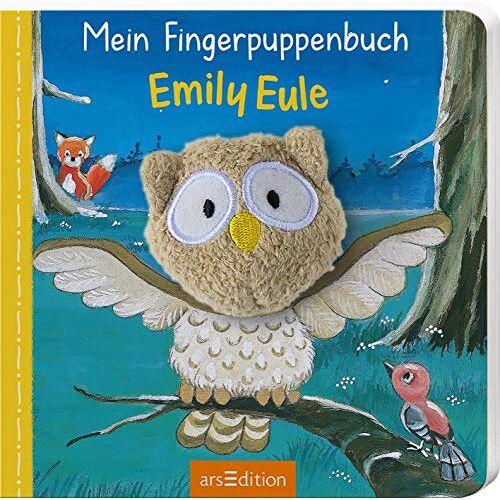 Lea-Marie Erl - Mein Fingerpuppenbuch - Emily Eule - Preis vom 08.05.2021 04:52:27 h