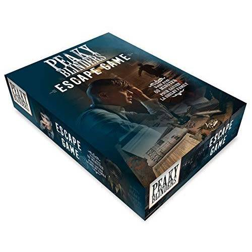 Ozécla - Escape game Peaky Blinders - Preis vom 08.04.2021 04:50:19 h